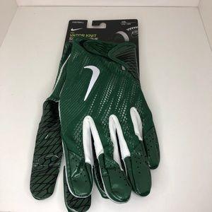 Nike Football Gloves Vapor Knit Skill Green 4XL
